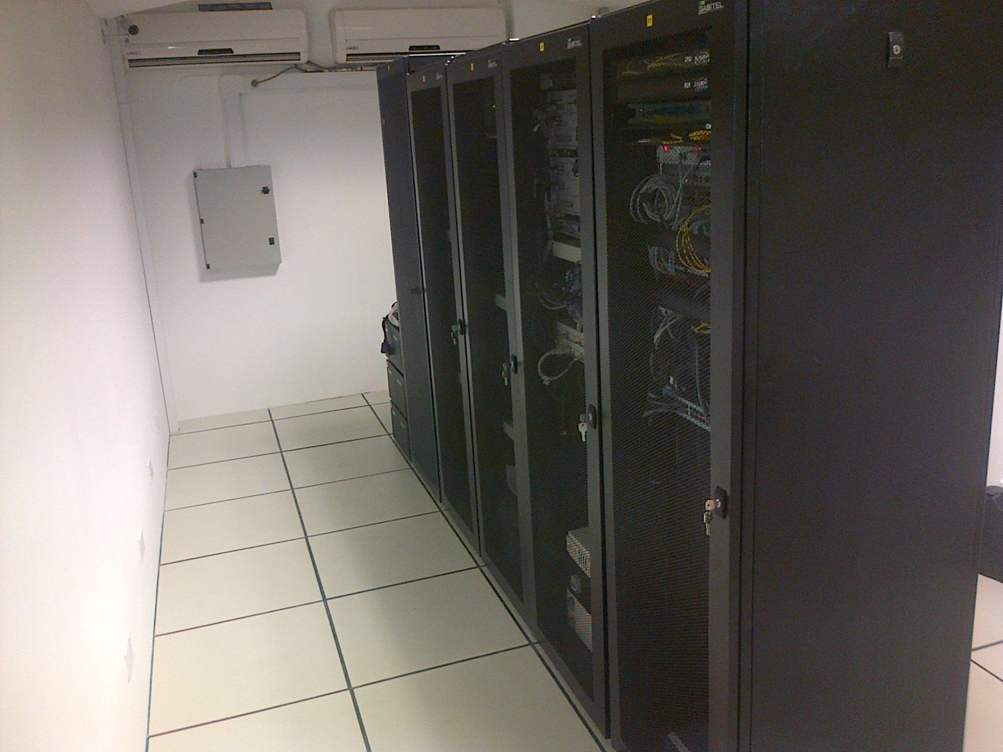 Cuarto de Tecnología / Data Center