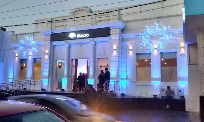 Trabajo realizado a Banco Macro en Jujuy, Argentina