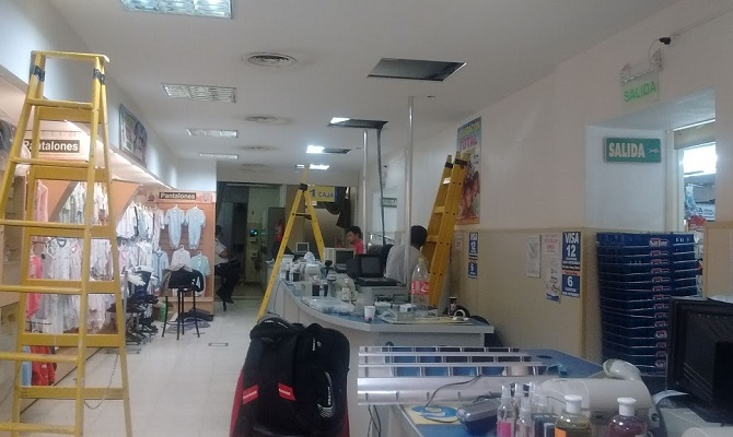 Trabajo realizado a Simón Zeitune en Tucumán, Argentina