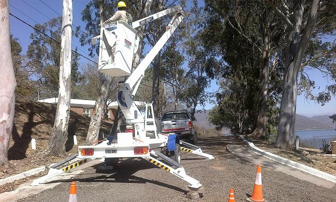 Trabajo realizado a AES Argentina Generation S.A. en Salta, Argentina