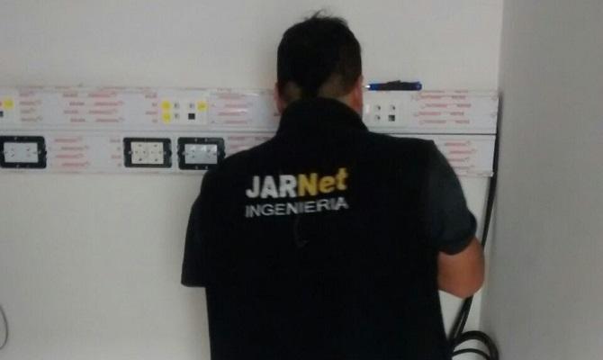 Trabajo realizado a Banco Macro en Salta, Argentina