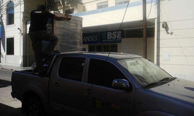 Trabajo Anexo Casa Central realizado en AR-G, Argentina