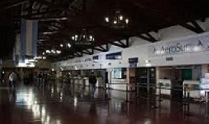 Trabajo realizado a Aeropuertos Argentina 2000 en Salta, Argentina