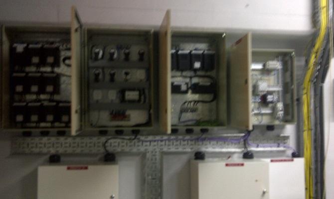 Trabajo realizado a Telecom en Santiago del Estero, Argentina
